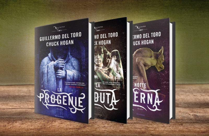 Mondadori Libri – Collana: Nocturna – Autori: Guillermo del Toro e Chuck Hogan