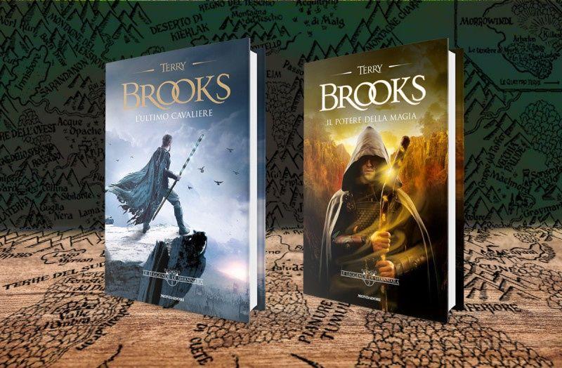 Mondadori Libri – Collana: Omnibus – Autore: Terry Brooks – Le leggende di Shannara
