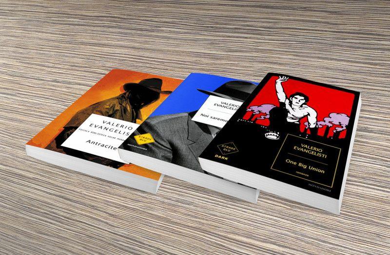 Mondadori Libri – Collana: Strade blu – Autore: Valerio Evangelisti – Ciclo delle lotte sindacali