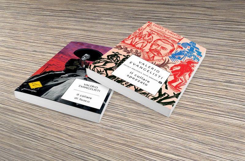 Mondadori Libri – Collana: Strade blu – Autore: Valerio Evangelisti – Ciclo messicano