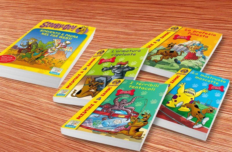 Il Battello a Vapore – Collana: Scooby-Doo!