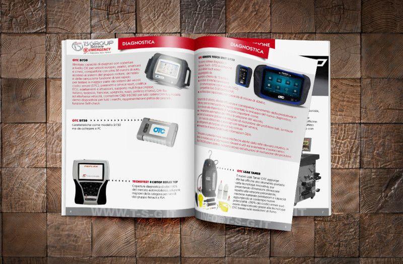 Brochure aziendale TSG