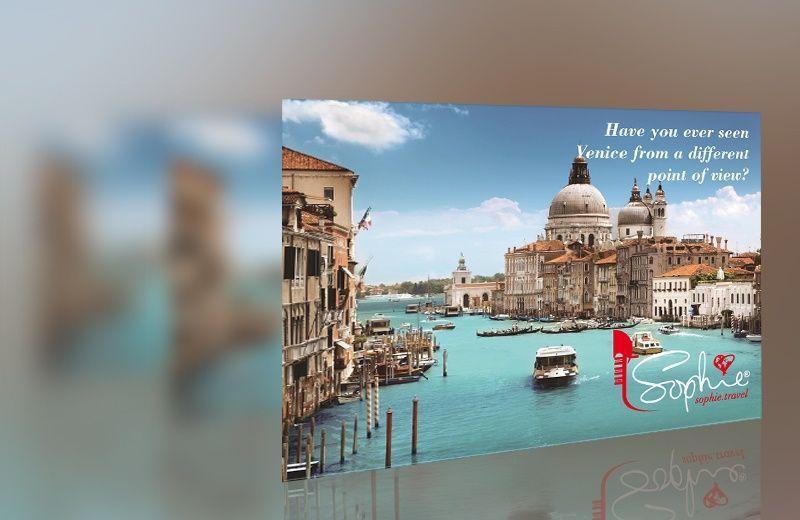 Sophie travel volantino Venezia