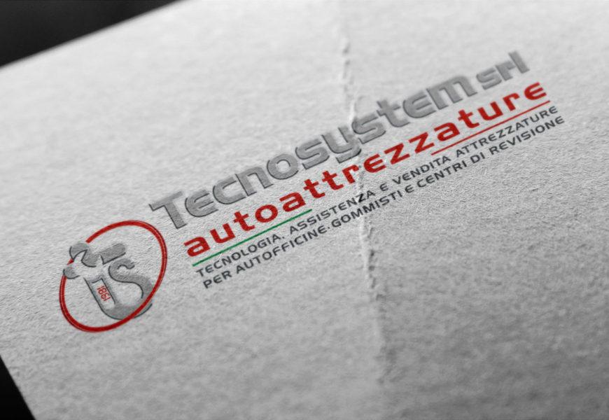 Tecnosystem srl – Restyling logo aziendale