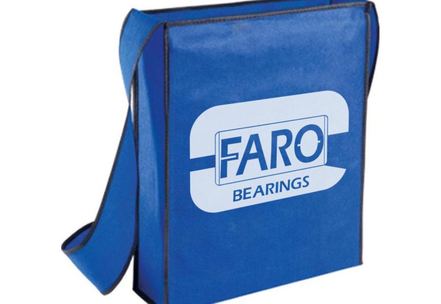 FARO – Tracolla TNT pubblicitaria