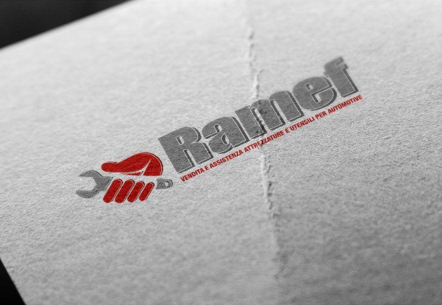 Ramef srl – Restilyng Logo aziendale