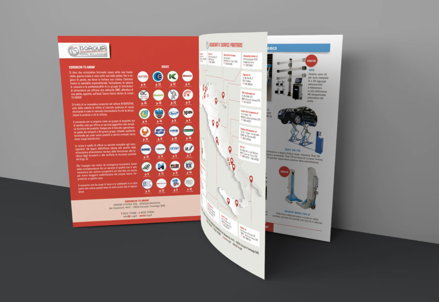 TS-GROUP – Brochure Novità