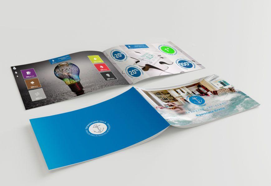 Tecnostudio Villa – Slide di presentazione progetto SOS ACQUA