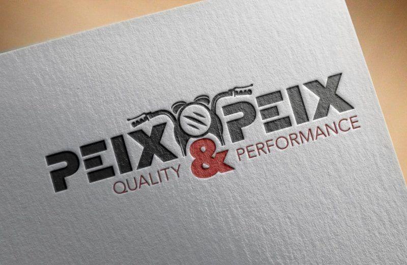 Peix&Peix – Logo