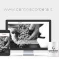 Cantina Corbera sito web