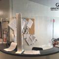 Studio Medico Jannuzzo e Rossi – Parafiato 200×70 cm curvato a caldo