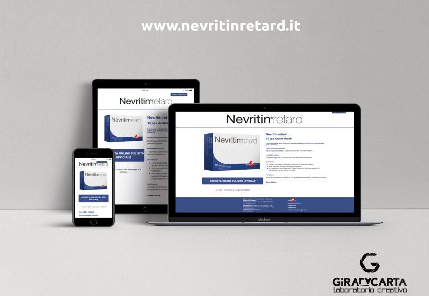 Nevritin retard – Anatek Health – vetrina prodotto