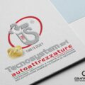 Tecnosystem – Logo anniversario 40 anni