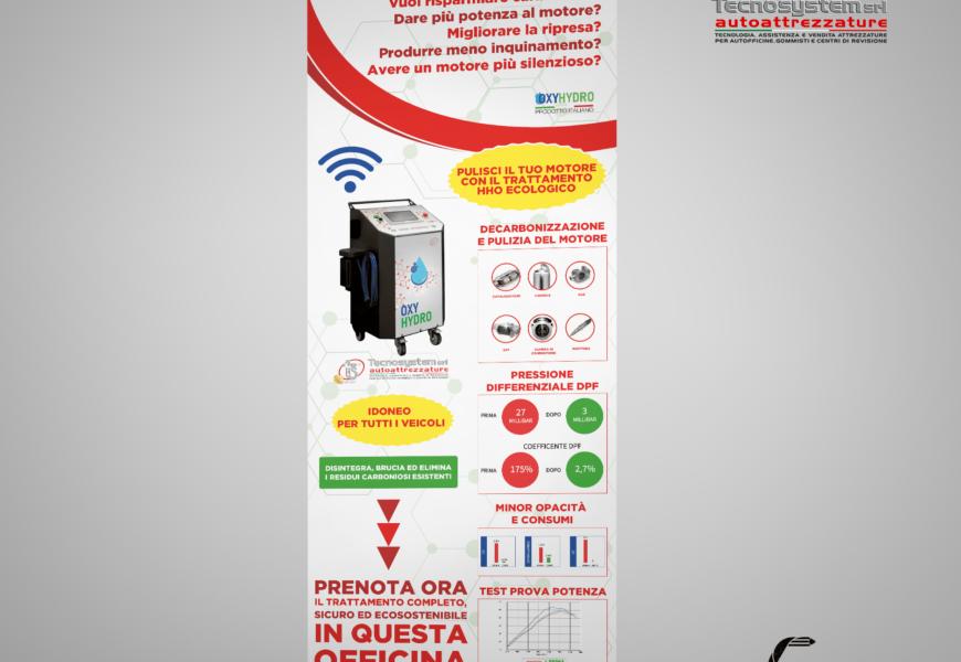 Tecnosystem – Roll up OxyHydro